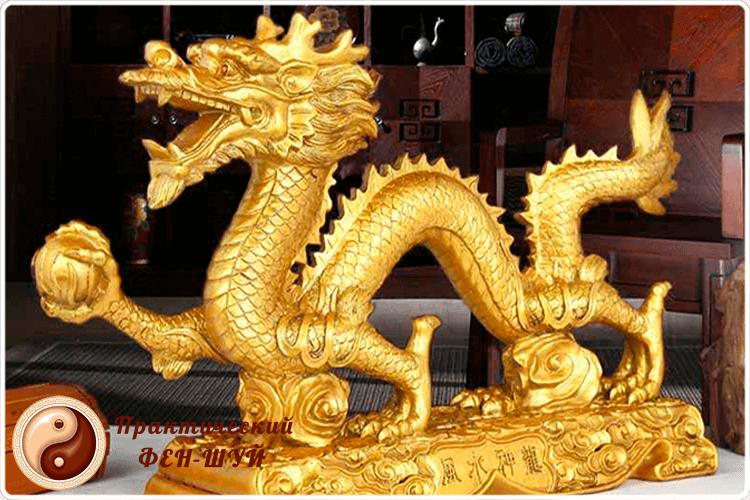 символ дракон
